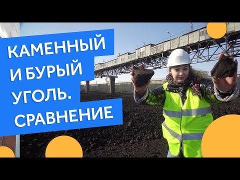 Бурый уголь VS Каменный уголь