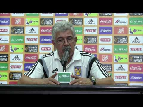 Conferencia de prensa jornada 11, Tigres 0 - 0 Cruz Azul.