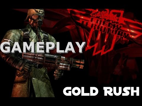 Wolfenstein Ennemy Territory Gameplay [Gold Rush]