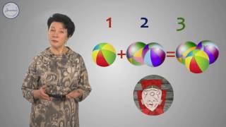 Математика 1 класс. Число и цифра 3