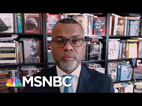 Glaude: Dr. King 'Called Us To Be The Democracy That We Aspire To Be'   The Last Word   MSNBC