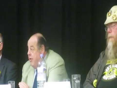"""Test Fracking in Lancashire to see if its safe"" says Nicholas Soames"