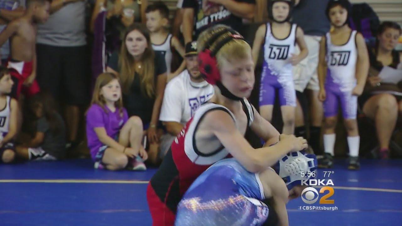 Kennywood Hosts Youth Wrestling Tournament