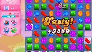 Candy Crush Saga   level 494 no boosters