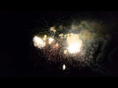 Flammende Sterne 2012: Das Deutsche Feuerwerk (Innovative Pyrotechnik)