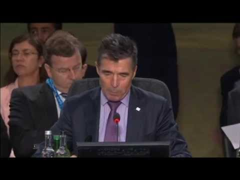 Rasmussen Farewell Message: Outgoing NATO head says failure on Russia was biggest disappointment