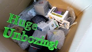 LimCube Transform 2x2 Set & Much More! 18 Speed Cube Unboxing - Cubesfrompc.com