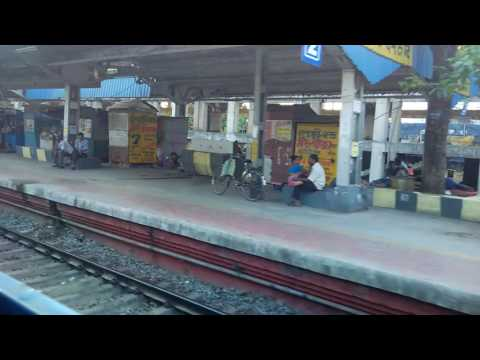 Indian Railway Station : Dumdum Cantonment