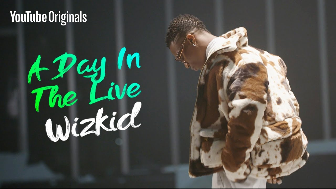Making of the Ginger   A Day In The Live: Wizkid