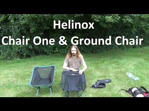 Helinox Ground Chair Low Back Chairs Hd Youtube 5 56