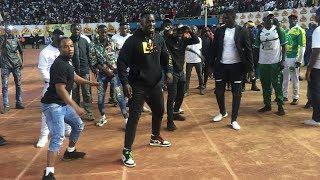 Le Show de Siteu avec Modou Lo au Stade...