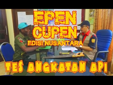 EPEN CUPEN edisi Nusantara :