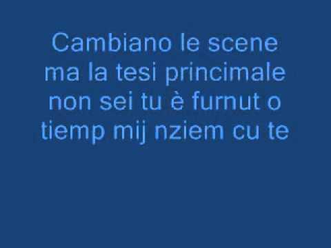 Tony Colombo - Via + TESTO