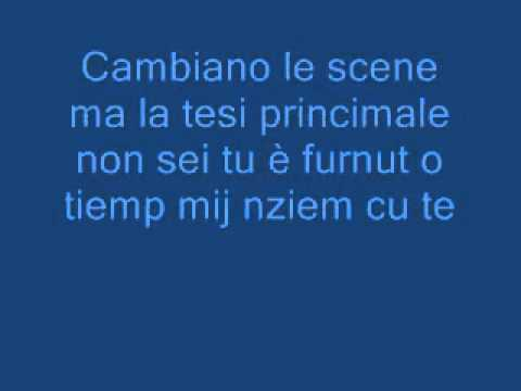 Tony Colombo - Via + TESTO