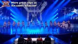 Matt Cardle sings I Love Rock N' Roll - The X Factor Live Show 8 Rock Wekk I Love Rock + Roll