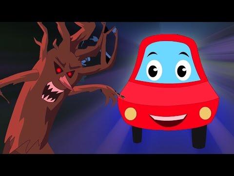 Страшные Вудс | Страшные песни для детей | Хэллоуин песни | Kids Cartoon | Scary Woods Song