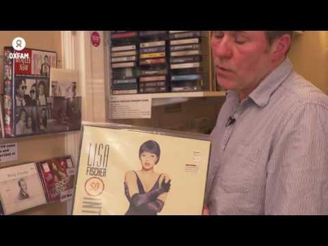 Oxfam's Vinyl Players: Vinyl Volunteer Rowland | Oxfam GB