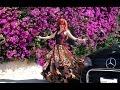 Gypsy Queen style Hippie patchwork skirt. Ameynra fashion by Sofia Goldberg