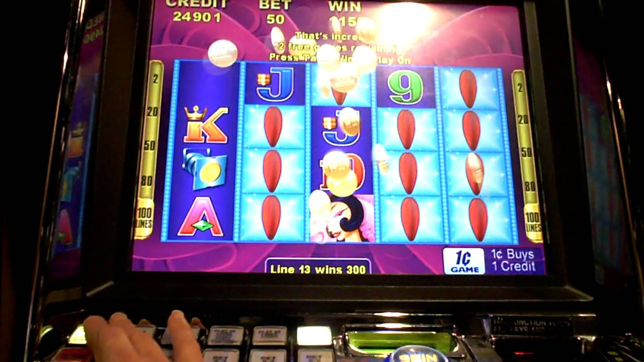 Vegas Hearts Slot Machine