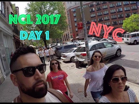 Norwegian Cruise Line Breakaway Day 1- NYC