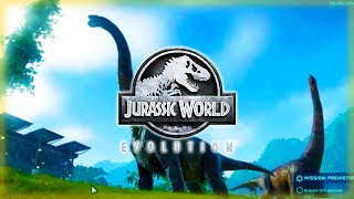 BRACHIOSAURUS GAMEPLAY! Preview with Roar! Jurassic World Evolution