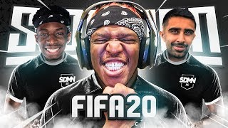 THE COMEBACK OF DREAMS! (Sidemen Gaming)