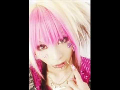 Cool Asian Hairstyles Sexpot Revenge Japanese Punk Street