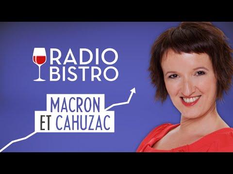 ANNE ROUMANOFF - Macron et Cahuzac