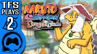 NARUTO DRAGON BLADE CHRONICLES Part 2 - TFS Plays - TFS Gaming