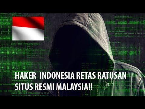 Memanas INDONESIA VS MALAYSIA Hacker Indonesia yang Retas Situs Malaysia!!