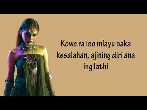 lathi---weird-genius-feat.-sara-fajira-(lyrics-video)
