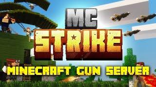 Mcstrike   Minecraft Gun Server Trailer!