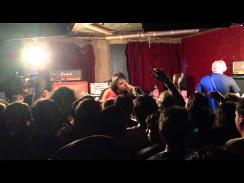 Every Time I Die - Underwater Bimbos From Outer Space @ Thee Parkside SF 11/11/11