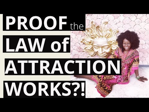 Proof That The Law Of Attraction Works Within 48 Hours [Unblock My Money Challenge, Day 8]