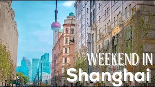 Traveling in China We went to Shanghai for a weekend and I Crashed my drone
