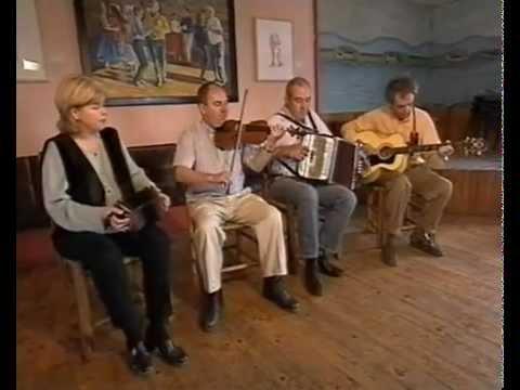 Mary McNamara, Tony Linnan, Andrew McNamara & Brendan Hearty  set of reels
