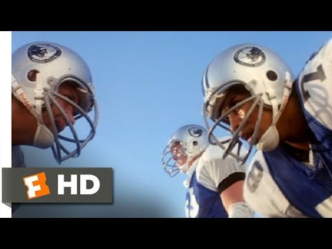 North Dallas Forty (6/10) Movie CLIP - Full-Speed Scrimmage (1979) HD