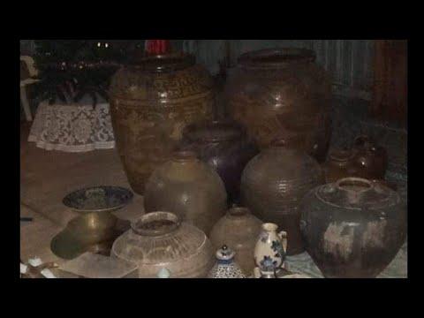 Benda Benda Peninggalan Nenek Moyang Suku Dayak