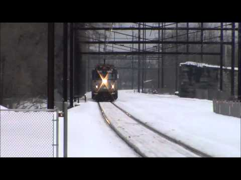The Pennsylvanian trains 42,43 and a Keystone Part 5