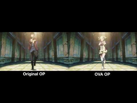 Kyouma/Mira dance - Dimension W OP