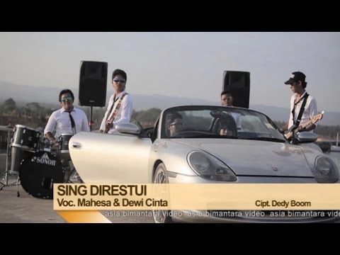 Mahesa Ft. Dewi Cinta - Sing Direstui (Official Music Video)