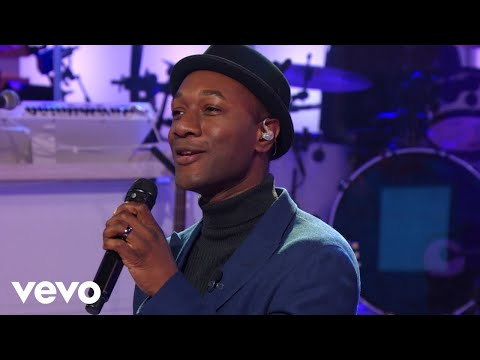 Aloe Blacc - What A Wonderful World (Live/Harry Connick Jr./2018)