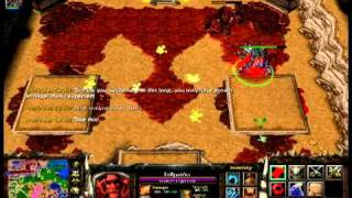 Warcraft III: Wargale: Era of Chaos Final Boss: Marlodies Sevlin