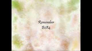B1A4 - Remember [Han & Eng]