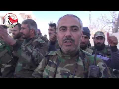 Latakia, Syrian Armed Forces / Syrian Arab Army Capture Kinsabba - Feb 18th 2016