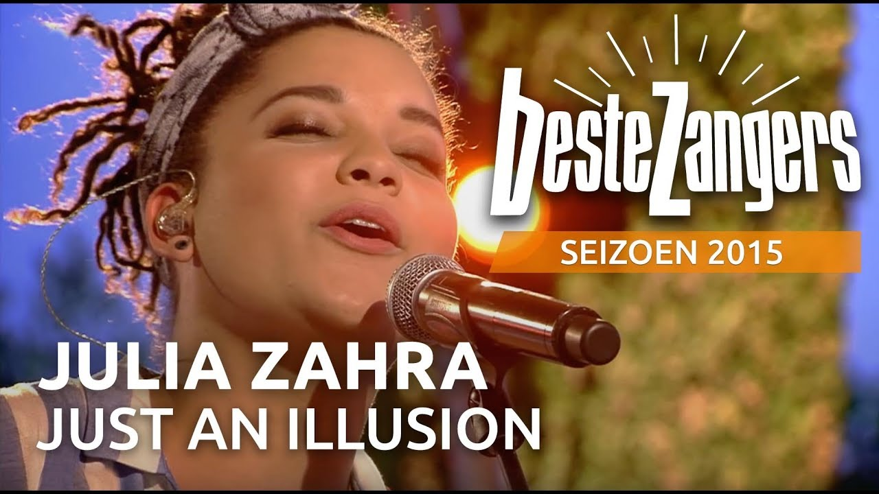 Download Julia Zahra - Just an illusion   Beste Zangers 2015