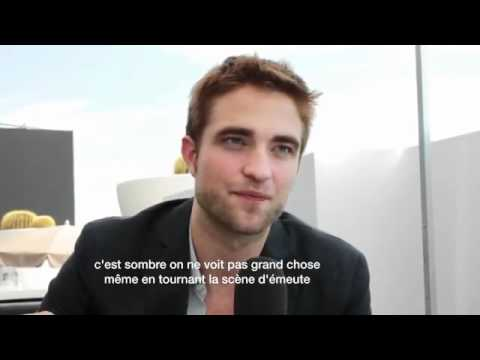 Cosmopolis Robert Pattinson interview at Cannes Film Festival 2012 from Pure Channel