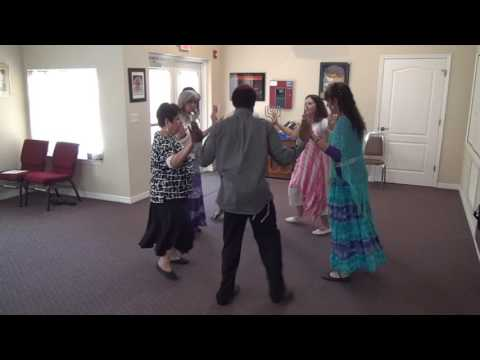 MESSIANIC DANCE: SAY TO THE DAUGHTER OF ZION by Israel's Hope (w/Paul Wilbur)