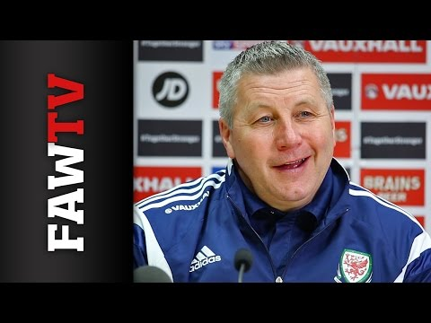 WALES U21 3-1 BULGARIA Geraint Williams post match reaction