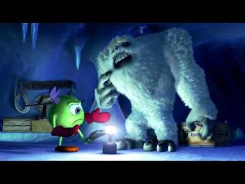 Escena Monster Inc. - Bienvenidos al Himalaya